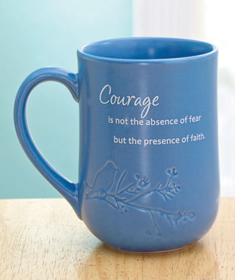 Serenity Mug courage