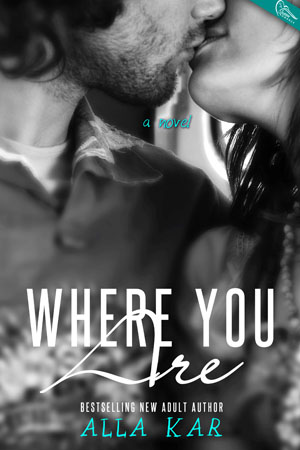 Where you are book cover