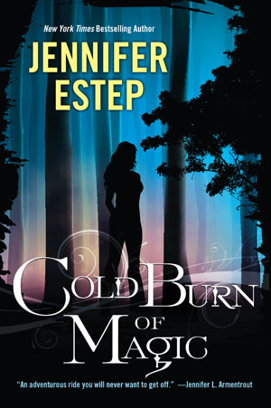 Cold Burn of Magic Cover Reveal
