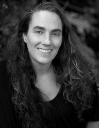 Author Anne Marsh