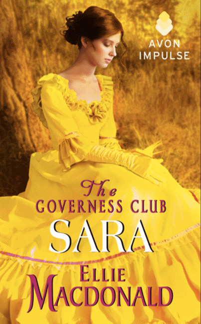 The Governess club book cover Sara