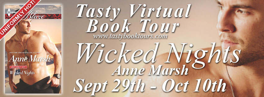 Tour banner for Wicked Nights