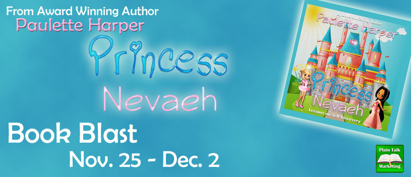 Princess Nevaeh blog tour banner