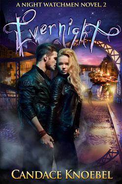 Evernight book cover