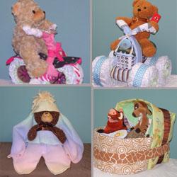 Creative baby shower gift