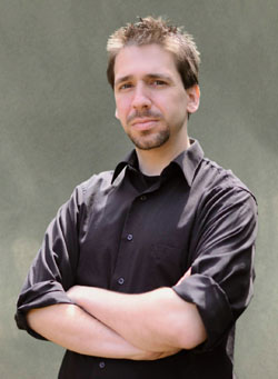 Author Christopher Minnino