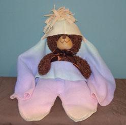 Cuddlewrap baby shower gift