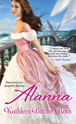 Book cover for Alanna