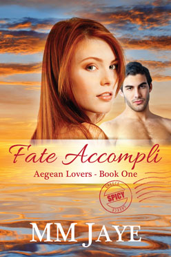 Fate Accompli Book cover