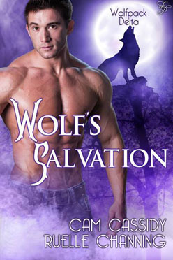 Wolf's Salvation book cover