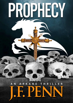 Prophecy book cover
