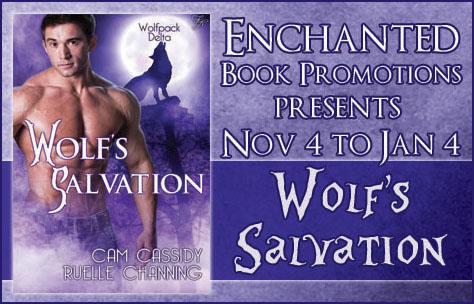 Wolf Salvation banner