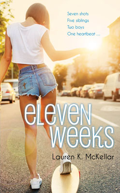 Eleven Weeks cover