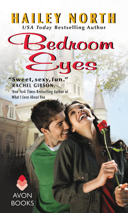Bedroom eyes book cover