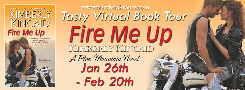 FIre Me up tour banner