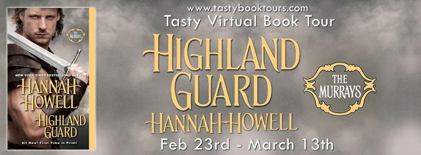 Highland Guard book banner