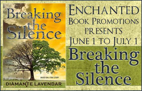 Breaking the silence banner