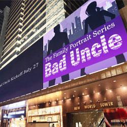Bad Uncle Kickoff icon