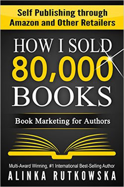 How I Sold 80k books Alinka Rutkowska