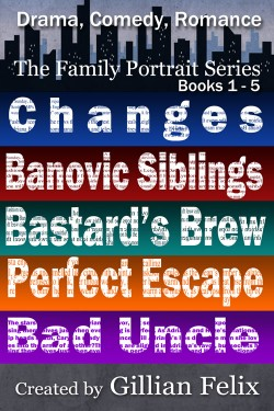 Family Portrait Box set Books 1 - 5