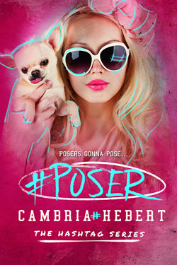 #Poser Book cover