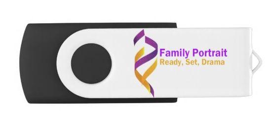 Family Portrait drive