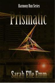 Prismatic book cover