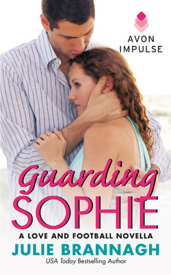 Guarding Sophie book cover