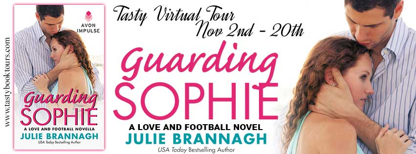 Guarding Sophie Tour banner