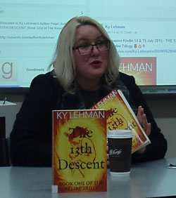 KY Lehrman