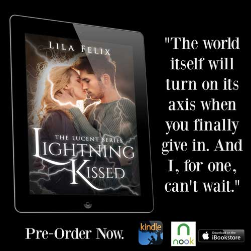 Purchase Lightening Kissed