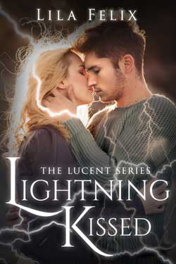 Lightening Kissed book cover