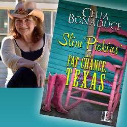 Celia Bonaduce Fat Chance Promo