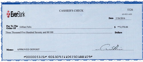 Zambon fake check