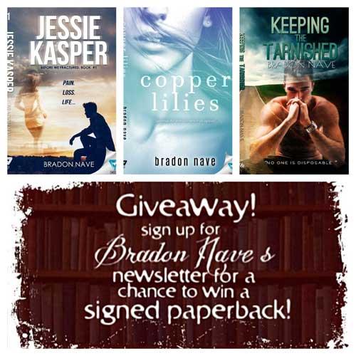 Jessie Kasper giveaway