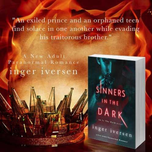 Inger Iversen book teaser