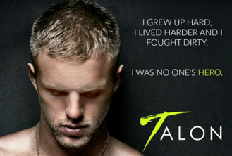 Talon Book teaser