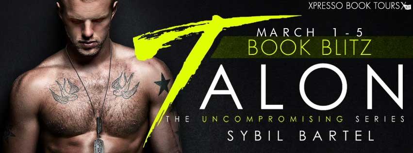 Talon blog tour banner