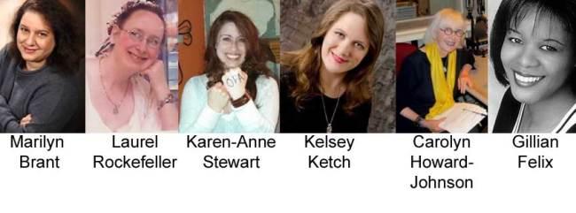 6 authors interview