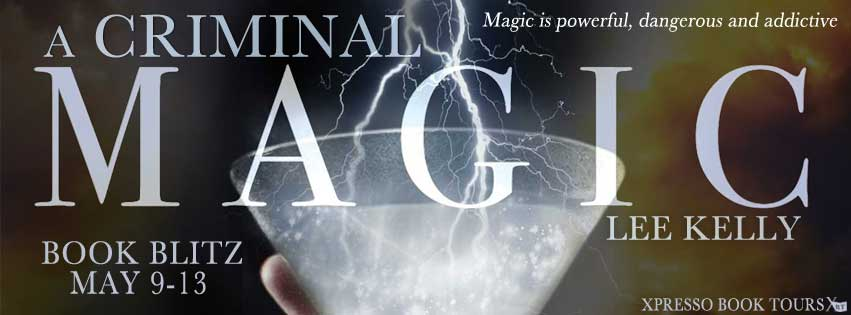 Criminal Magic Banner