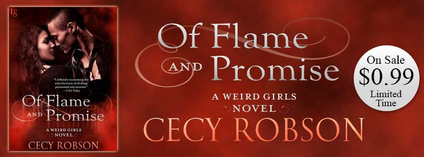 Flame and Promise promo