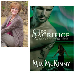 THe Sacrifice Mia McKimmy