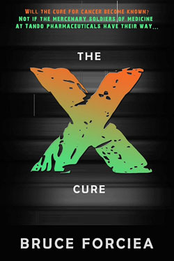 The X cure cover
