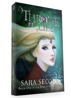 Throne of Lies book cover