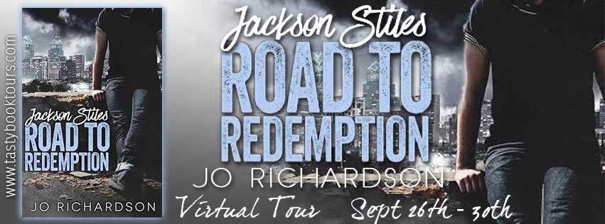 Jackson Stiles book tour