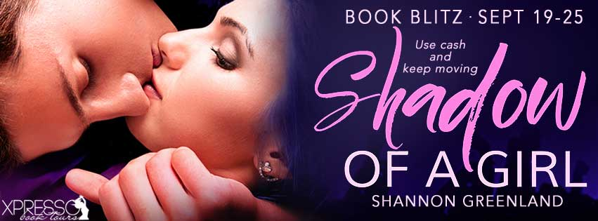 Shannon Greenland blog tour
