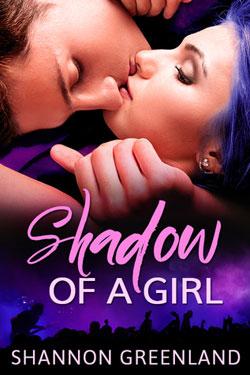 Shadow girl Shannon Greenland