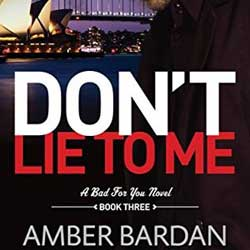 Don't lie to me book cover