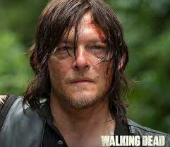 Daryl Dixon long hair