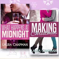 Laura Chapman book tour